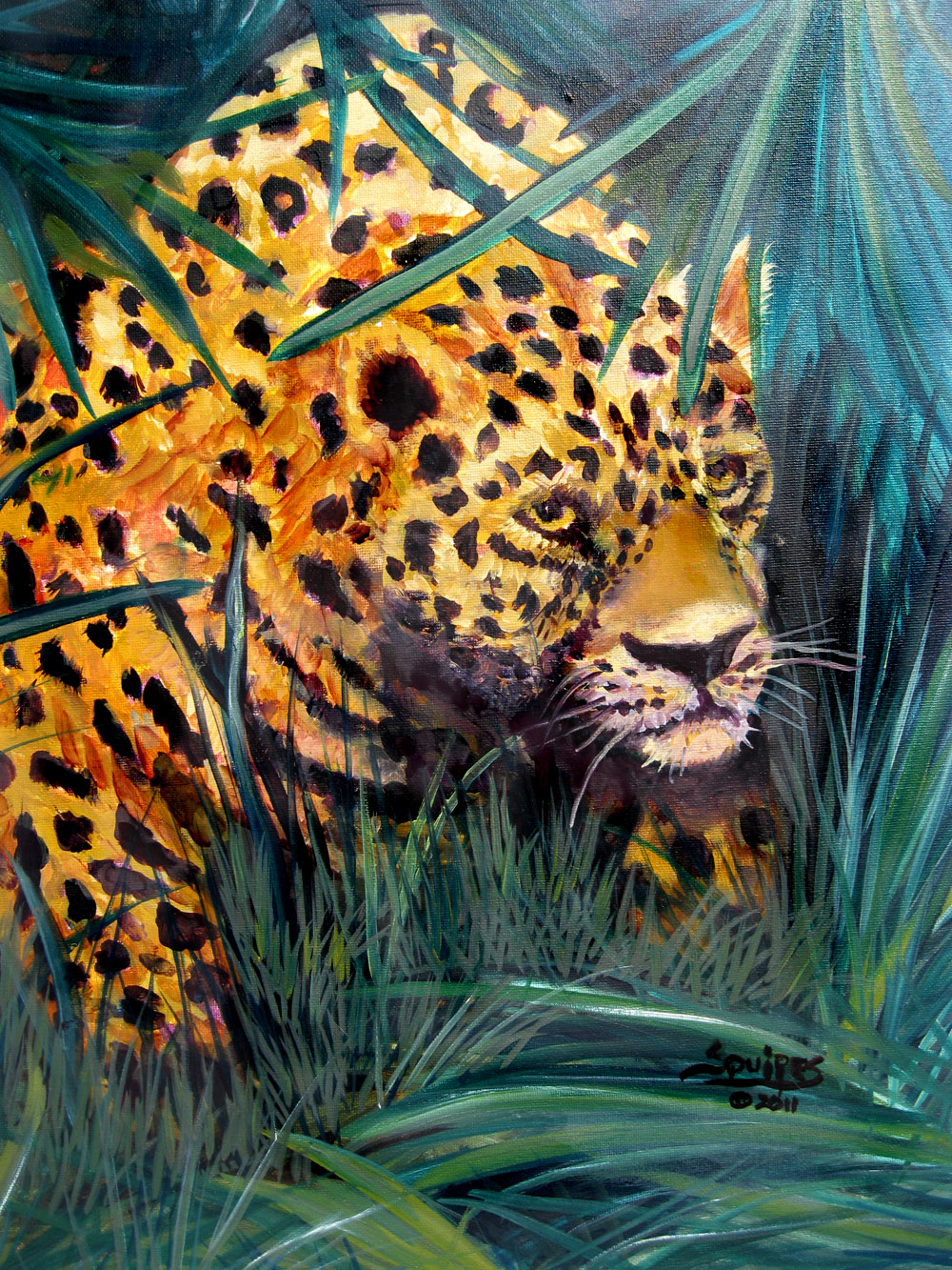 The Cheetah Girls As Wallpaper The Gallery For Gt Abstract Leopard Painting