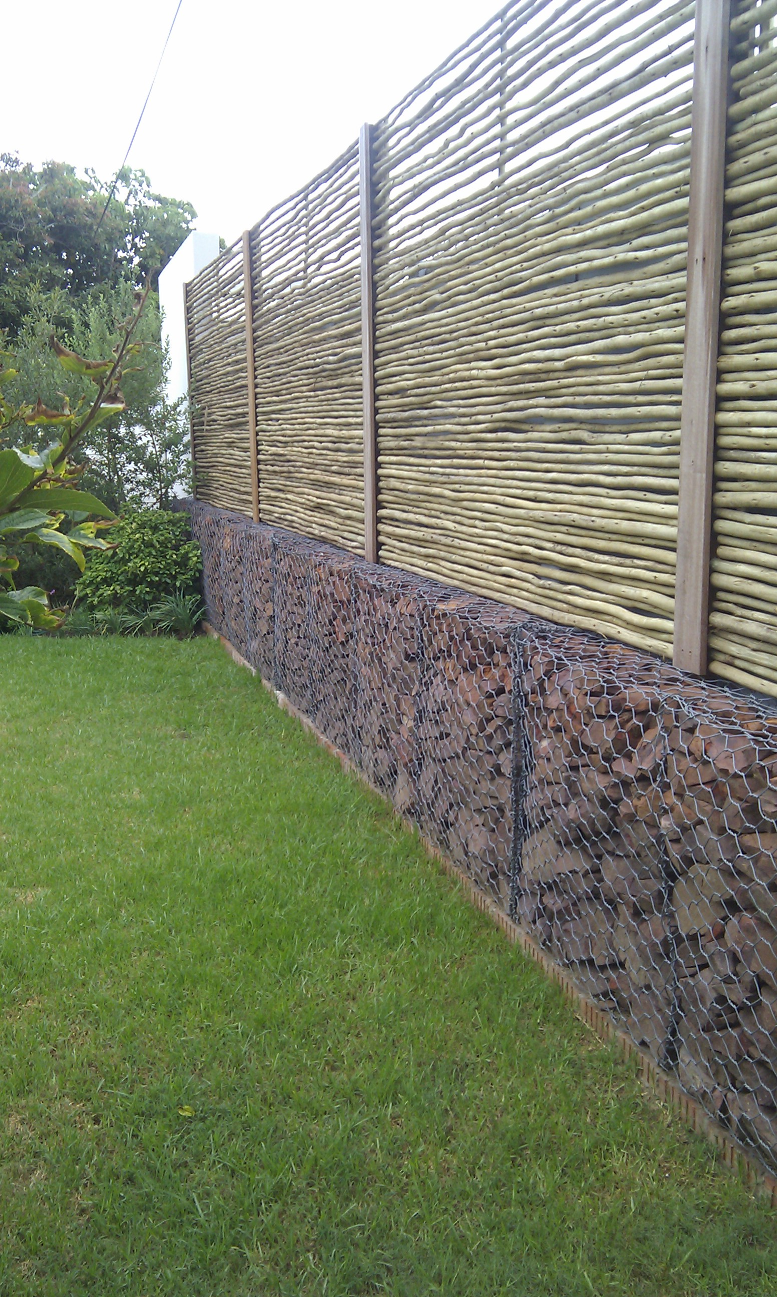Amazon Moderne Gartengestaltung Gabions Skyhooks And Other Projects