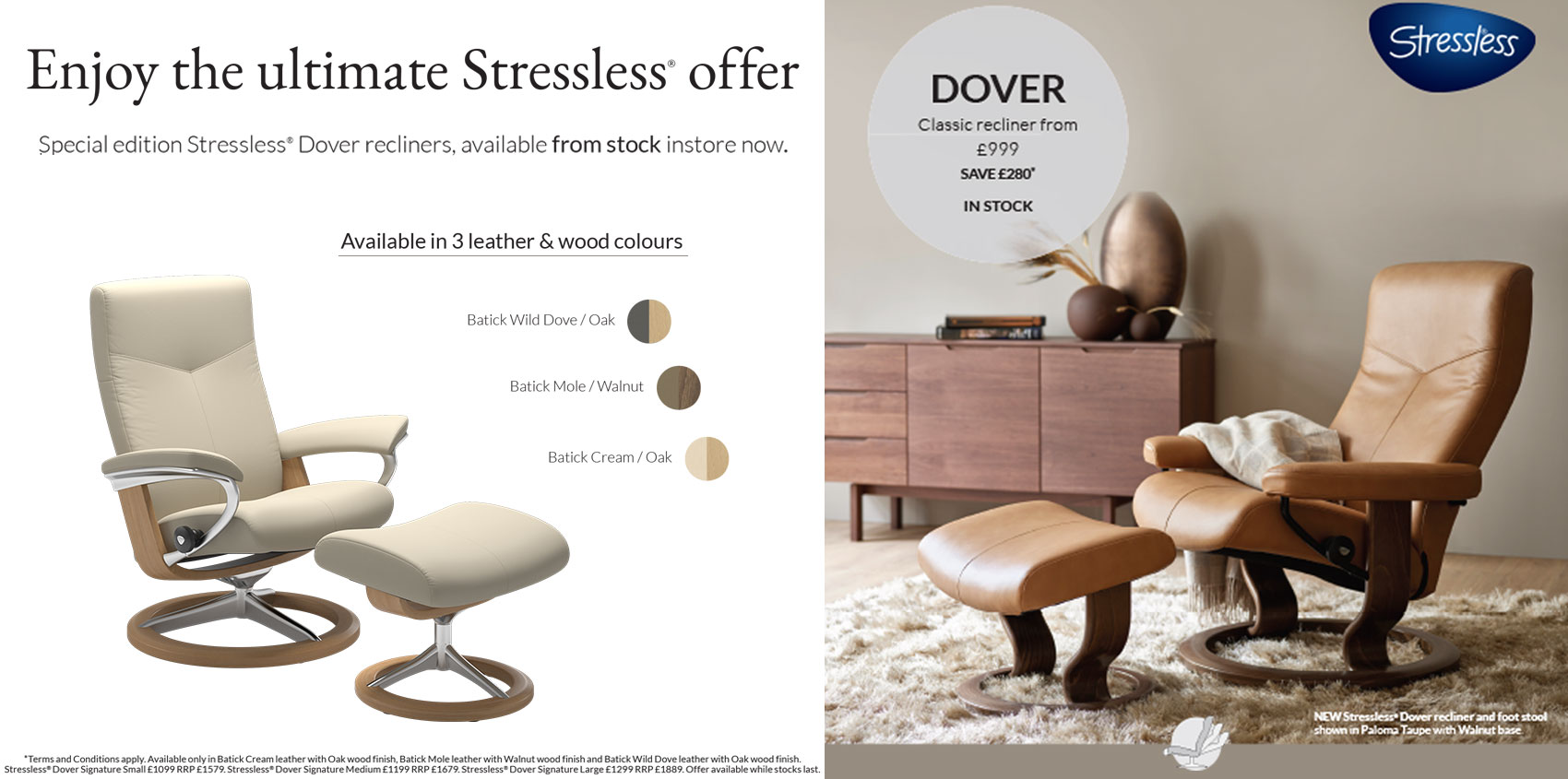 Stressless Outlet Stressless Sale Now On At Insitu Furniture Insitu