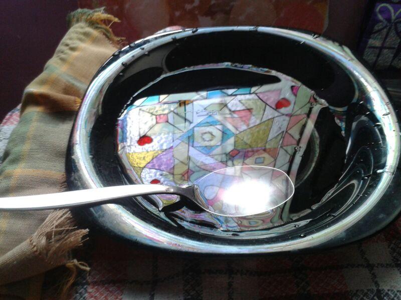 Sopa de vidriera