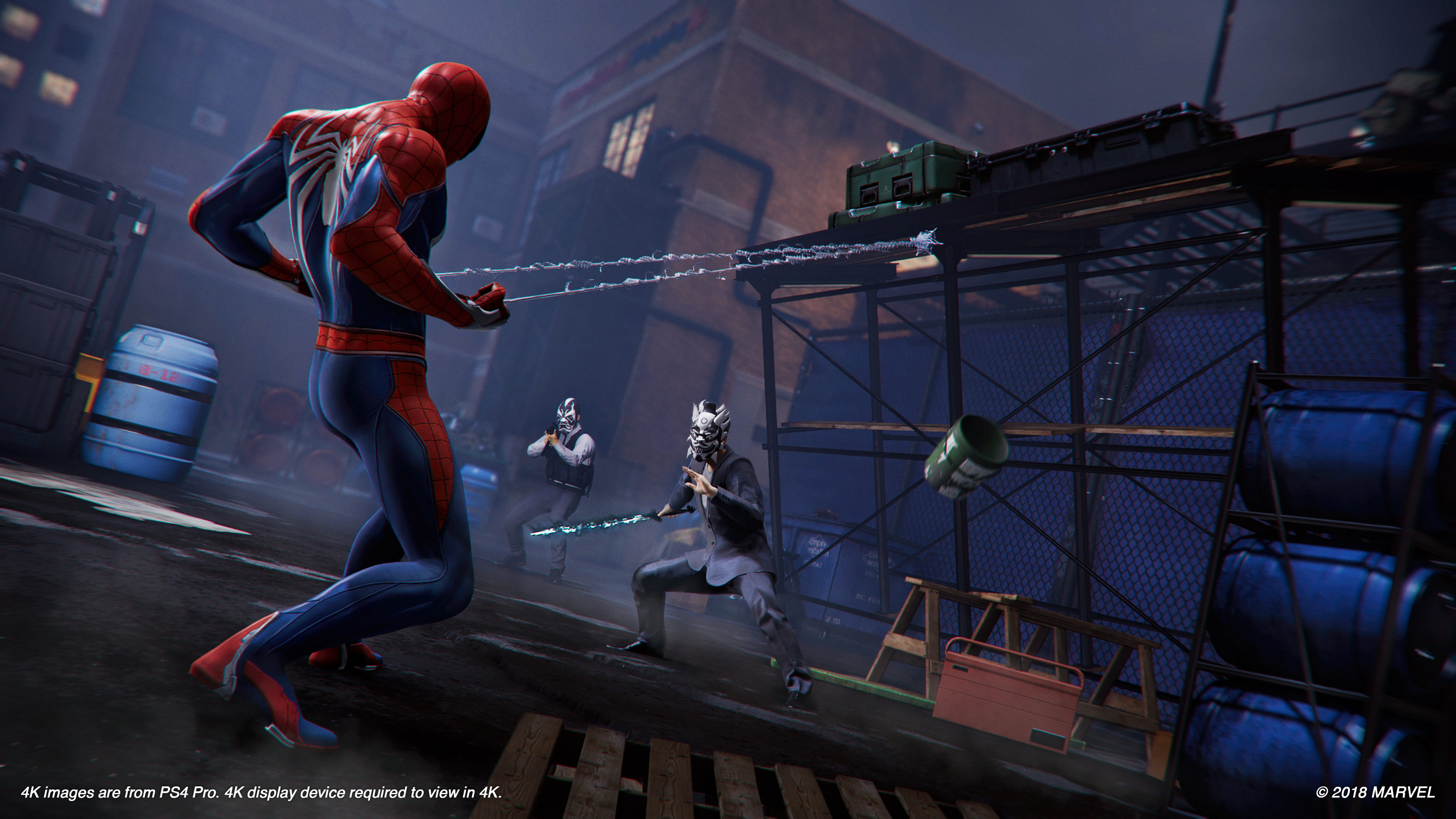 Spiderman Games Marvels Spider Man Insomniac Games