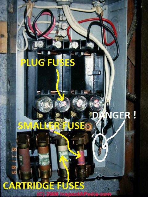 Old Car Fuse Box Better Wiring Diagram Online