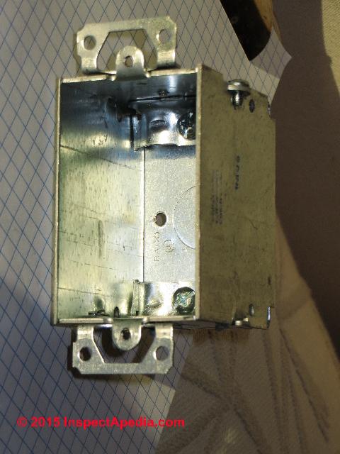 Wiring Old Work Box online wiring diagram