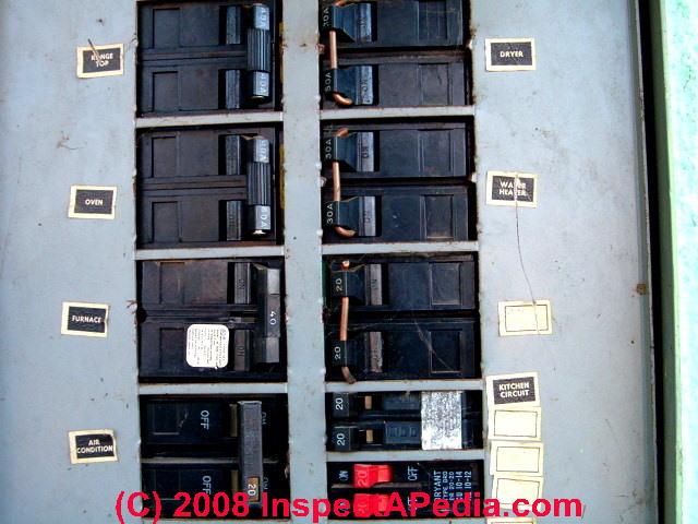 Home Electrical Breaker Box - Ivoiregion