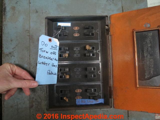 Old Push In Fuse Box - Wiring Diagram Write