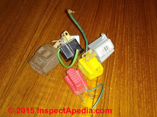 2-Wire (no ground) Electrical Outlet Installation Wiring DetailsHow