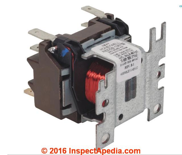 Contactors  Relay Switches, Chattering Noise Air Conditioner Heat