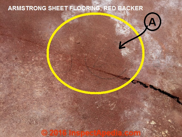 How To Identify Resilient Flooring Or Sheet Flooring That