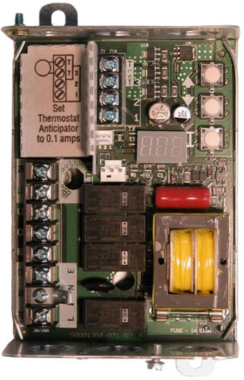 Honeywell L7224U Aquastat FAQs QA on the L7224U Controller Error
