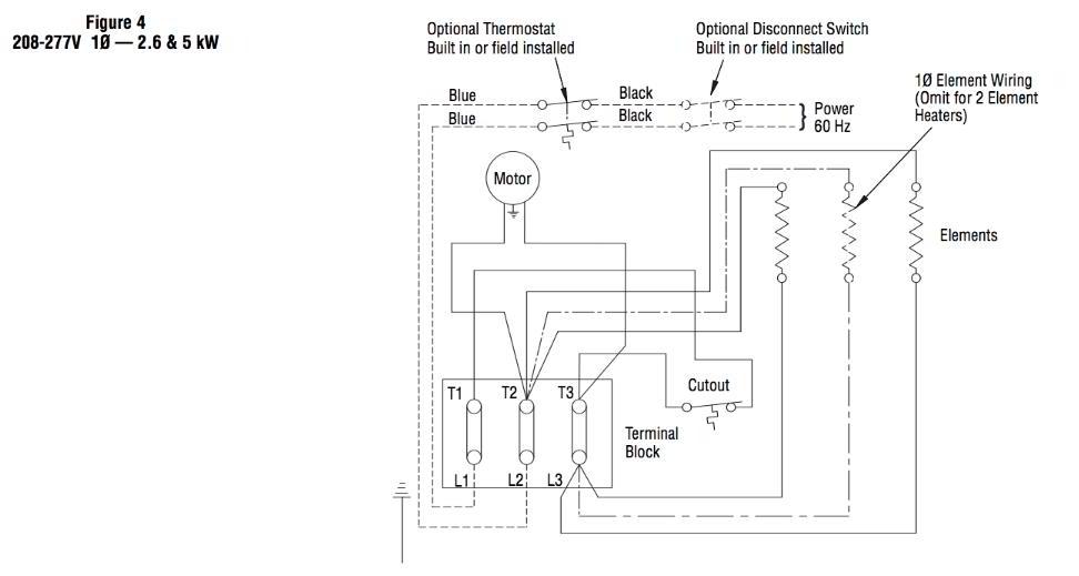 Internal Thermostat Wiring Diagram Wiring Schematic Diagram