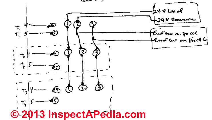 zone valve wiring diagram
