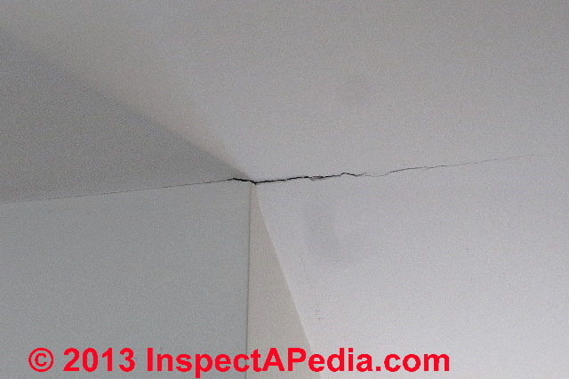Drywall cracks: cause & prevention of cracks in