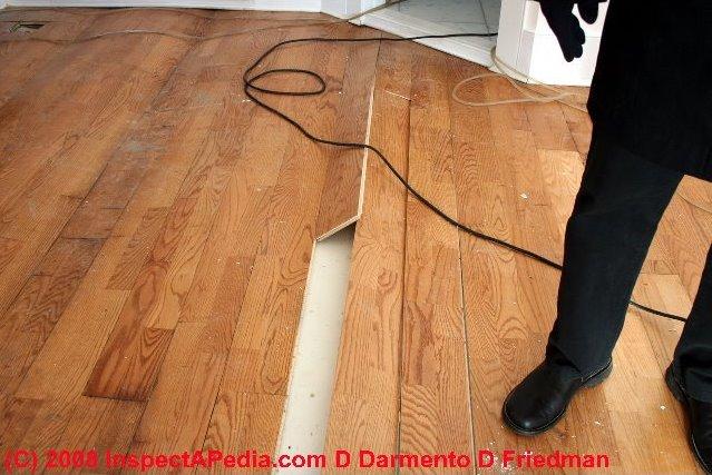 Types Of Flooring In Buildings, Identification Guide