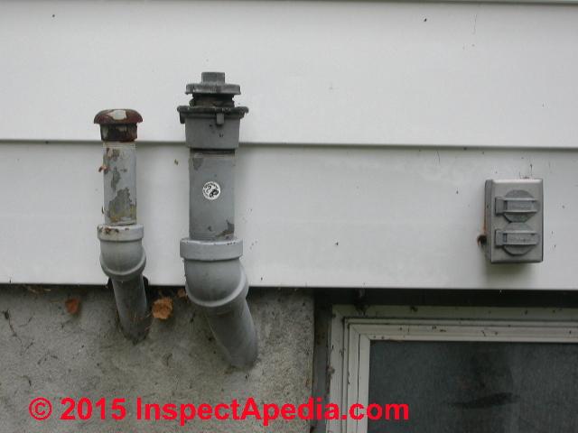 Oil Tank Fill Vent Piping Installation Inspection