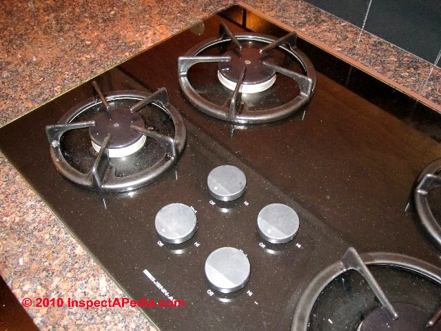 Gas Cooktop Igniter Diagnosis  Repair - How to fix clicking
