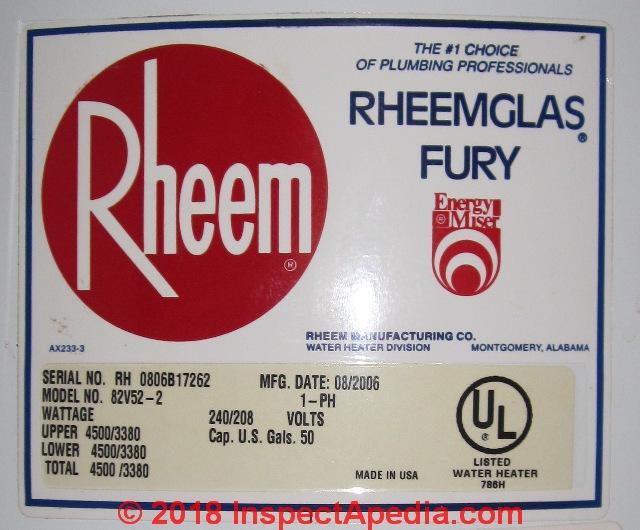 Rheem Gas Furnace Serial Numbers Free Download O Oasis Dlco