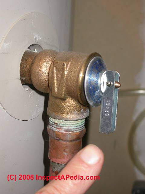 Water Heater Flush-Out Procedure: How To Drain A Hot Water Tank