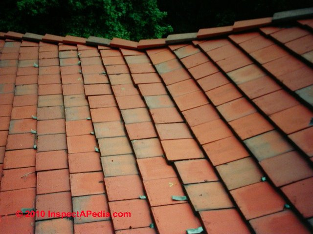 Clay Tile Roof Installation How To Secure Roofing Tiles