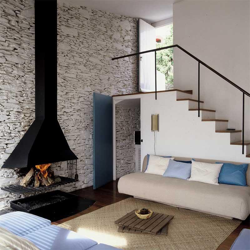 Interiores de casas decoradas 10 home tour que no puedes Fotos de interiores de casas modernas