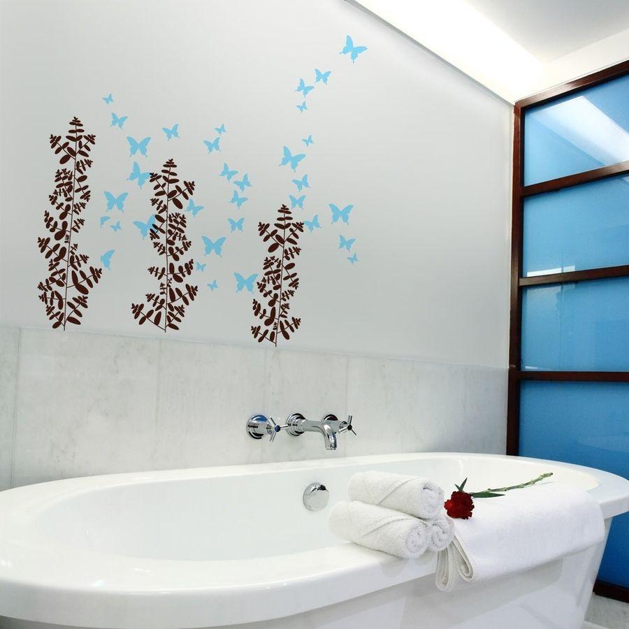 Feng Shui Baño En El Noroeste:900 x 900 jpeg 69kB, Consigue un baño único con un vinilo decorativo