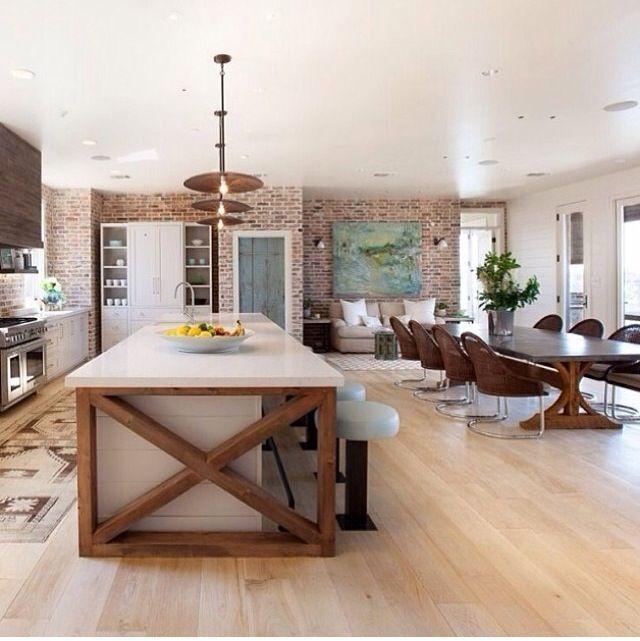 9 fotos de cocinas abiertas amplia el espacio de tu hogar