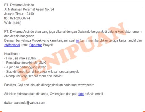 Loker Berniaga Com Memulakan Perniagaan Modal Rm50000 Majalah Klarifikasi Lowongan Pekerjaan Yang Mengatasnamakan Pt Dwitama
