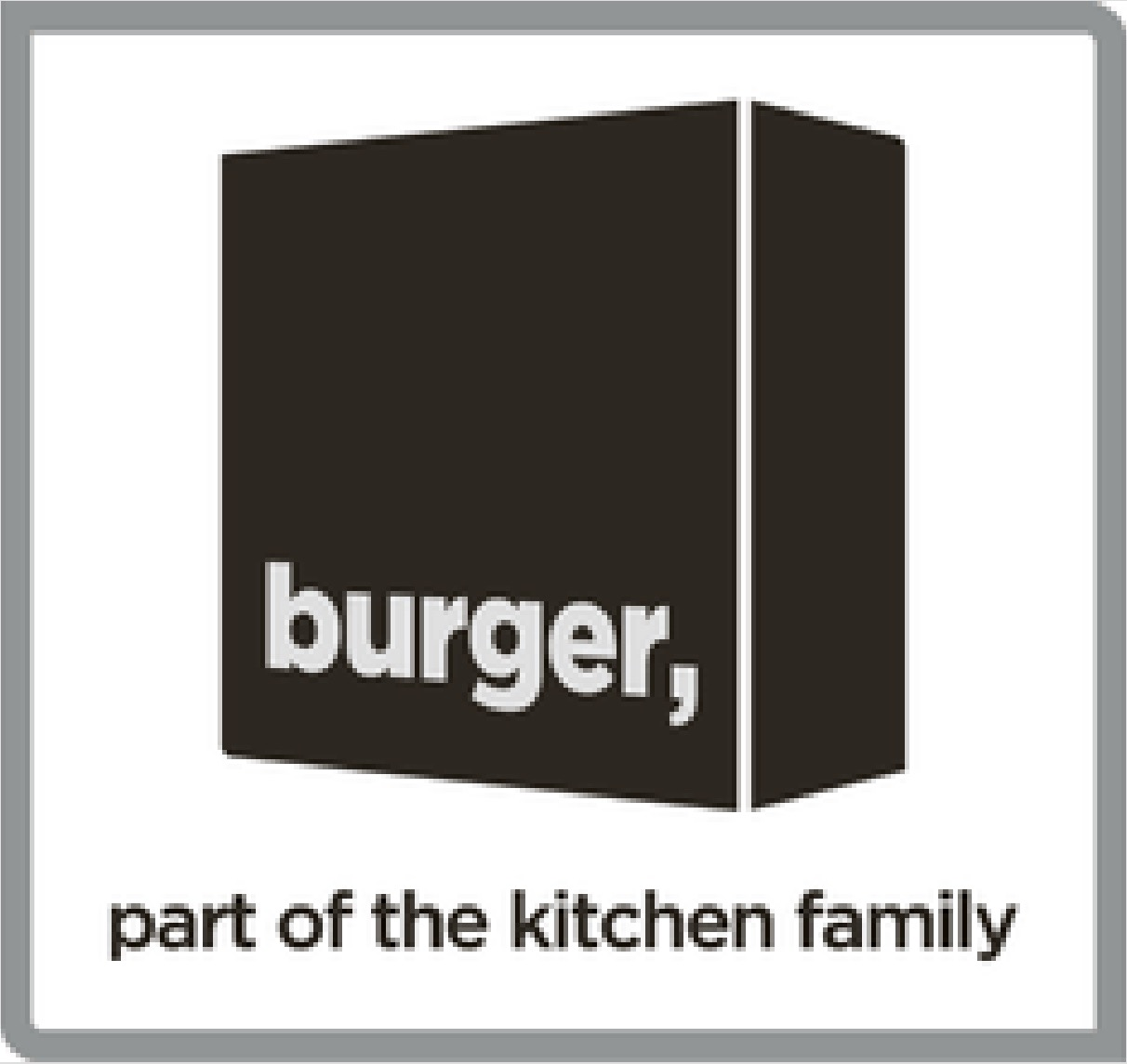 Kuchen Logo Logo Burger Küchen Part Of The Kitchen Family Inspiration Küche