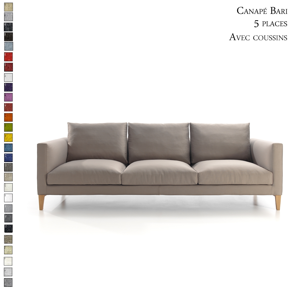 Canapé Assise Bultex Coussin Assise Canape
