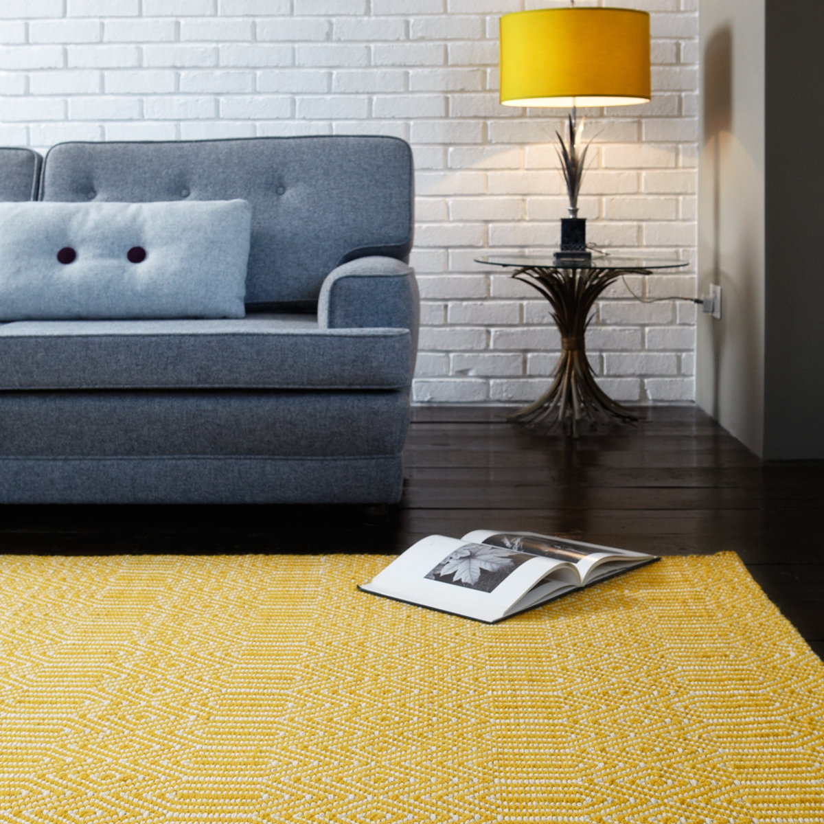 Tapis Salon Jaune Stunning Tapis De Salon Jaune Photos Awesome Interior