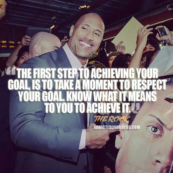 Goal Wallpapers Quotes To Stay Fit Motivational Quotes By Dwayne The Rock Johnson Quot I N S