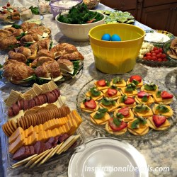 Small Of Bridal Shower Food