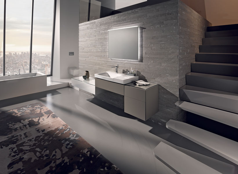 Bagni Porcelanosa Xeno 2, La Nouvelle Collection De Keramag Design