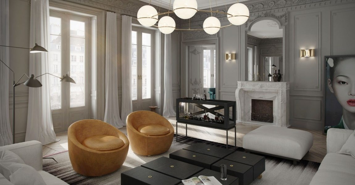 What is Modern Classic Style in Interior Design - Inspiration Design