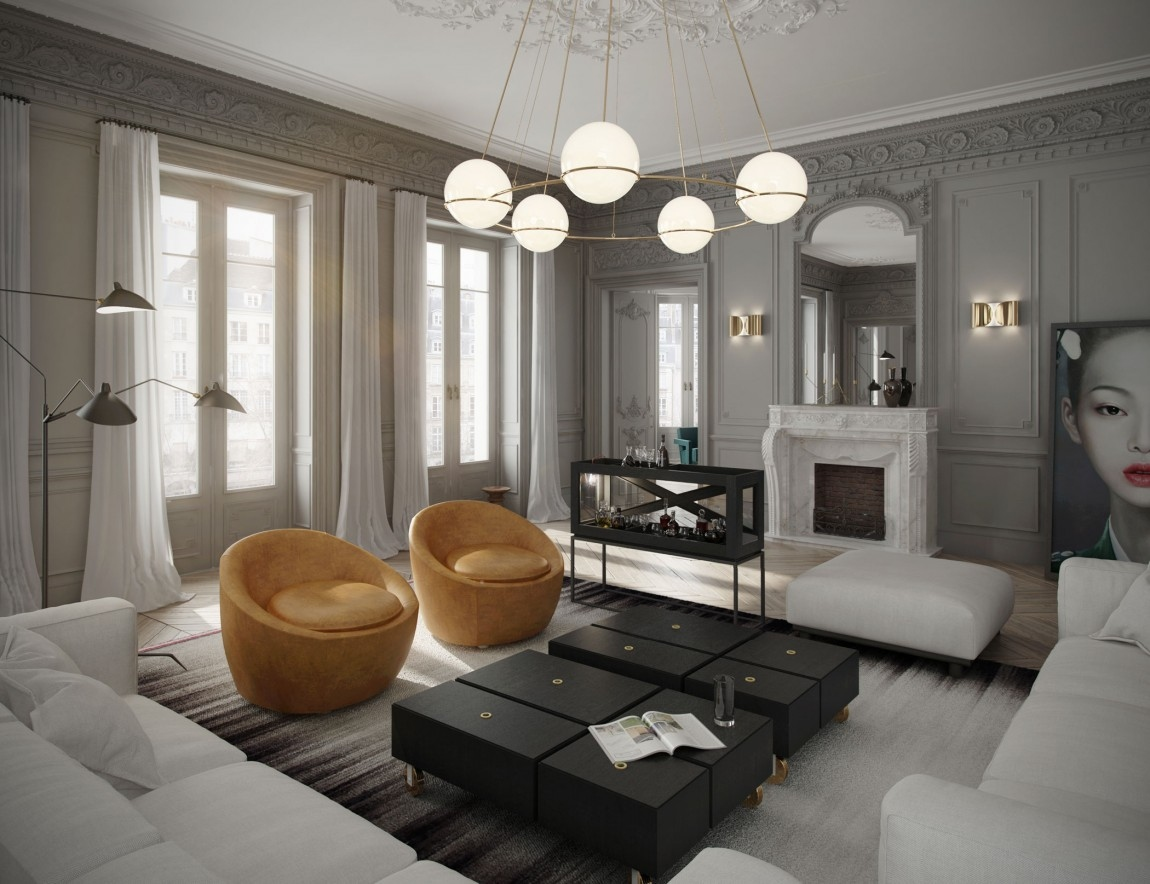 Decoration Interieur Moderne Appartement What Is Modern Classic Style In Interior Design Inspiration
