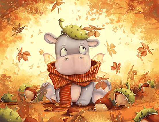 Cow 55 Captivating Examples of Illustration Art