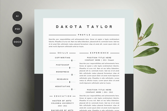 Examples Of Resumes That Get You Hired Examples Of Good Resumes That Get Jobs Financial Samurai 30 Sexy Resume Templates Guaranteed To Get You Hired