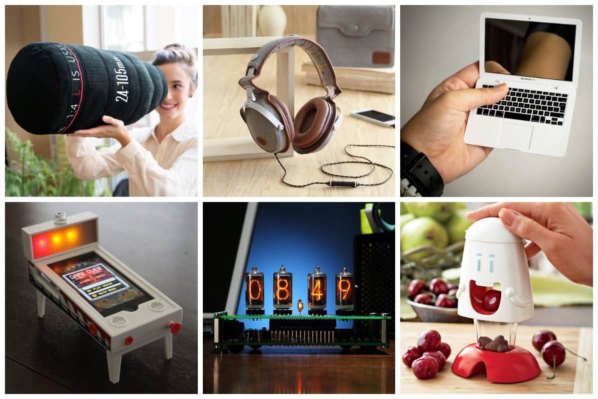 76 Creative Products You Can Buy Massive Gift Guide Inspirationfeed