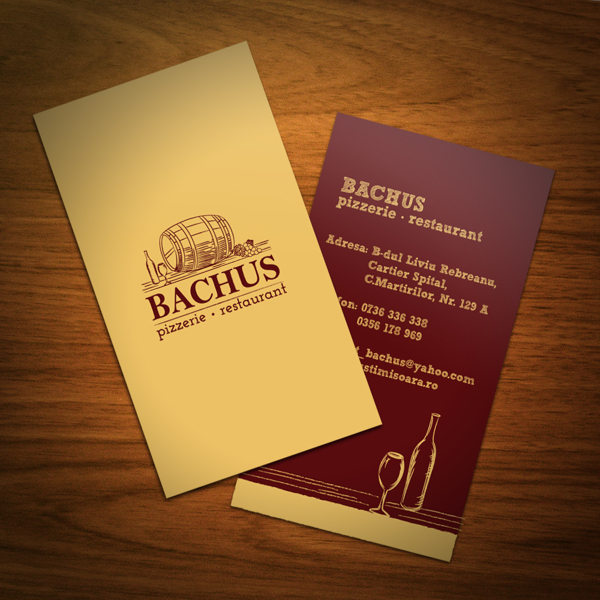 25 Restaurant Business Cards Designs Inspirationfeed