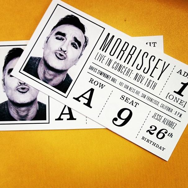 How To Design a Creative Ticket Tips, Information, and Inspiration