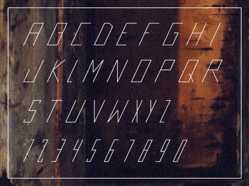futrista by brian hermelijn 50 Free Fonts Youll be Tempted to Download