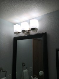 Half Bathroom Remodel - Inspiration For Moms