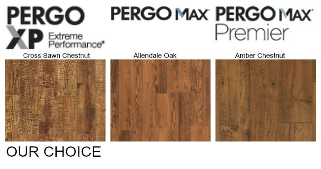Why We Chose Pergo Flooring