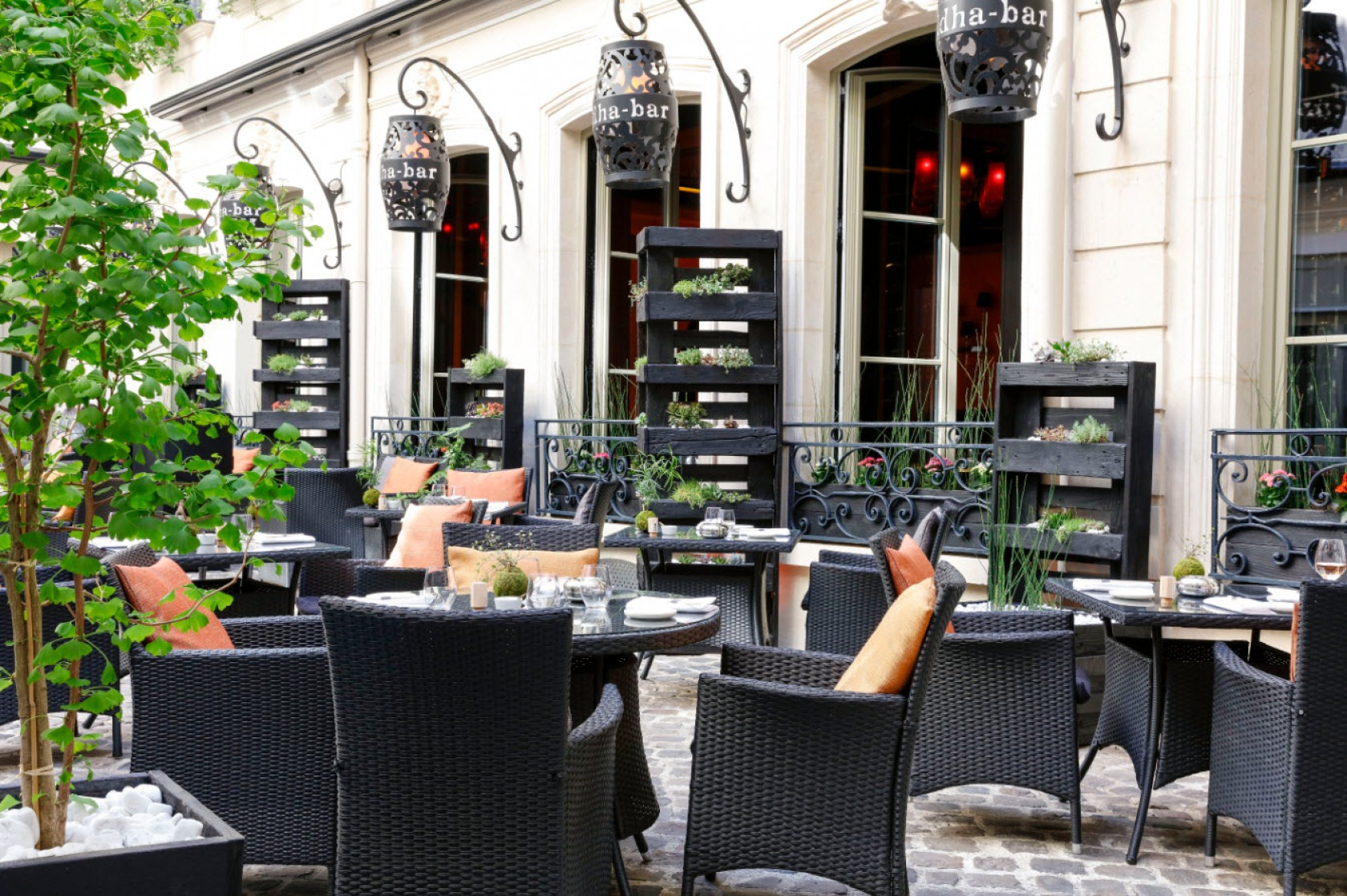 Terrasse Hotel Paris Terrasse Buddha Bar Hotel Paris Destination Inspiration For