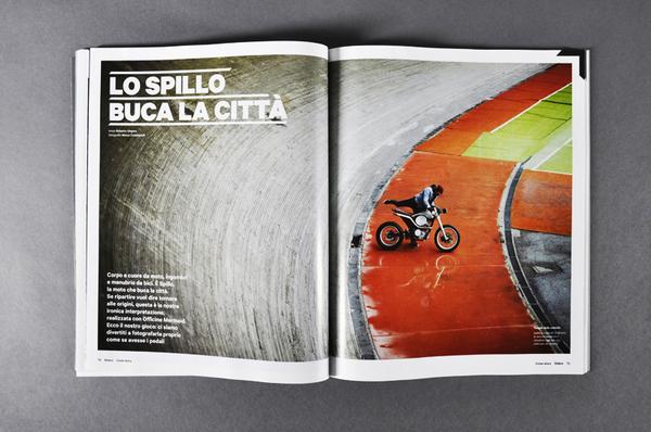Photograph Magazine Inspiration by Matteo Gualandris