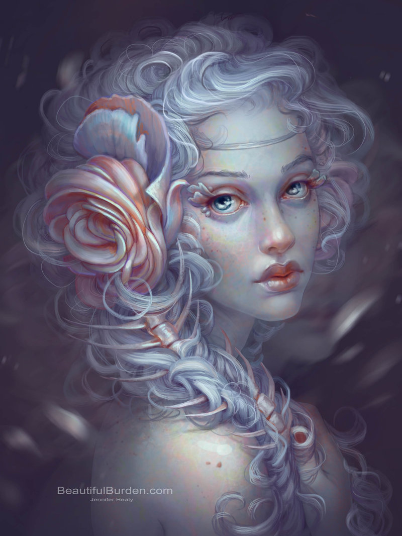 Female Fantasy Portraits