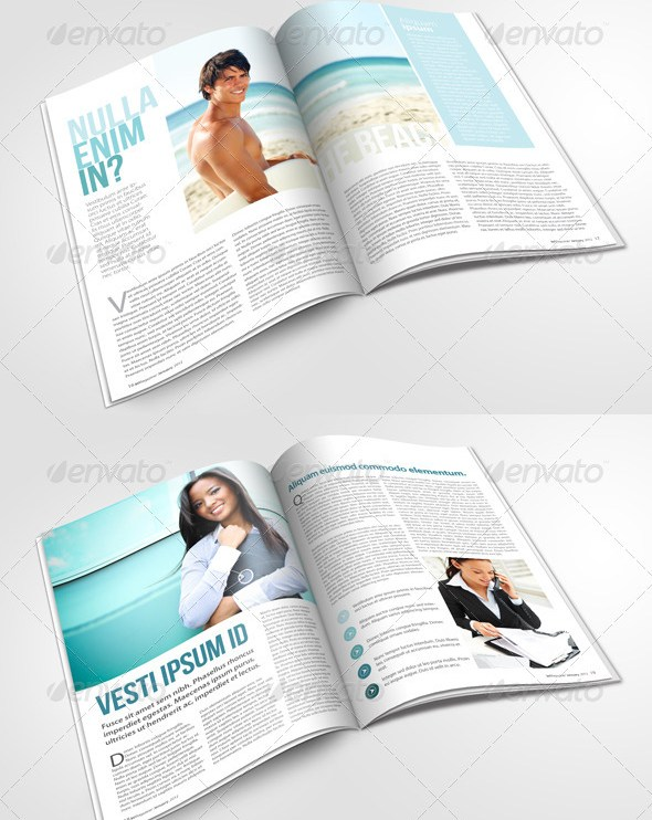 Modern Magazine 36 Pages