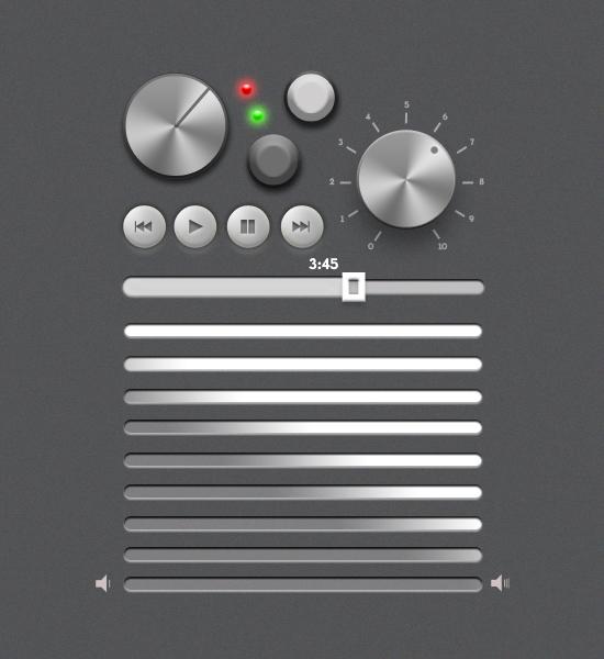 MusicPlayerUI