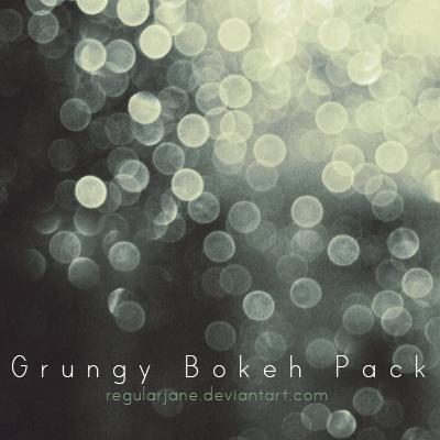 FREE bokeh textures