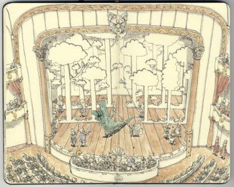 Moleskine Sketch 13