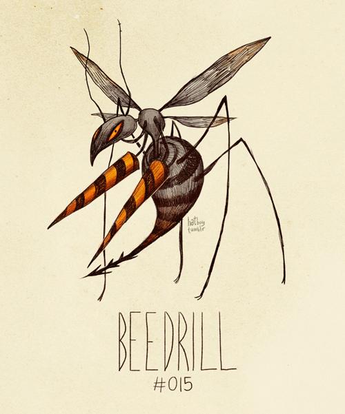 Beedrill - Pokemon